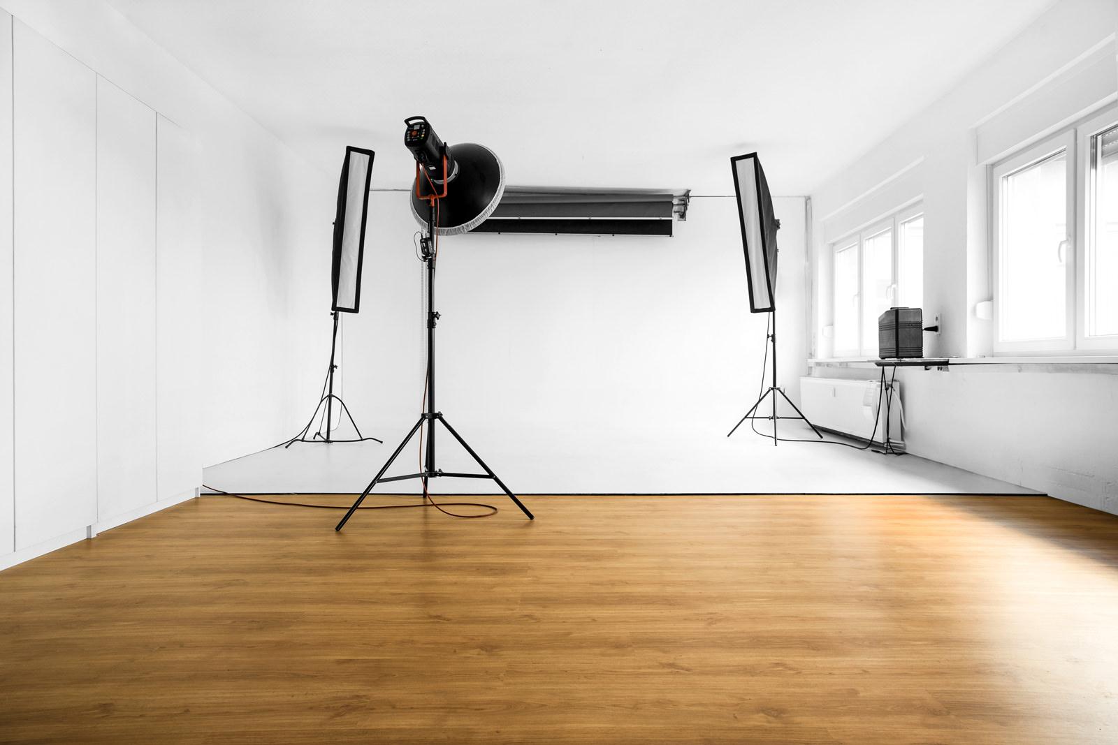professionelles Fotoshooting in mannheimer Studio