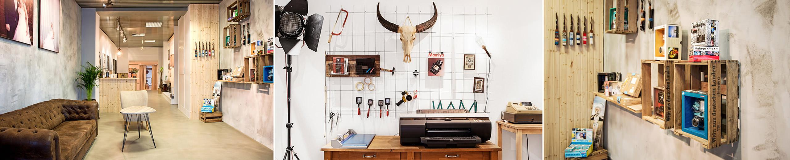 Das Fotostudio in Mannheim für jede Art von Fotoshooting.