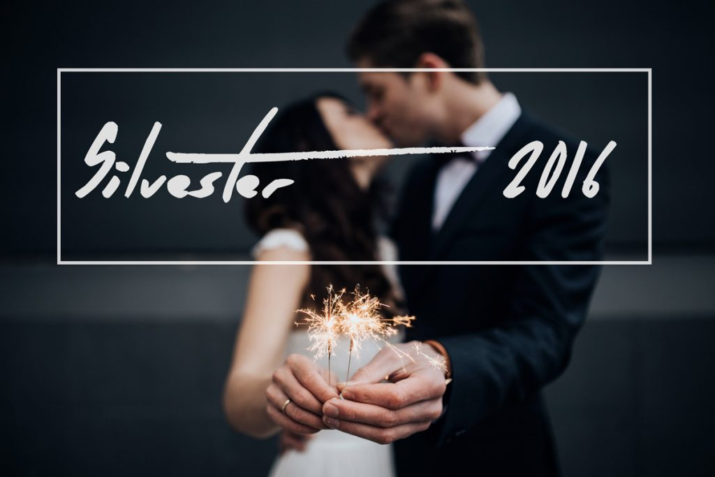 Heiraten an Silvester in Mannheim.